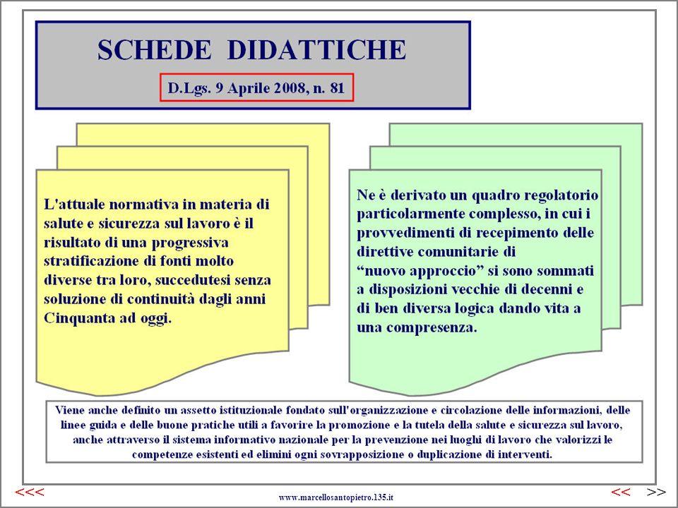 <<< << >> www.marcellosantopietro.135.it