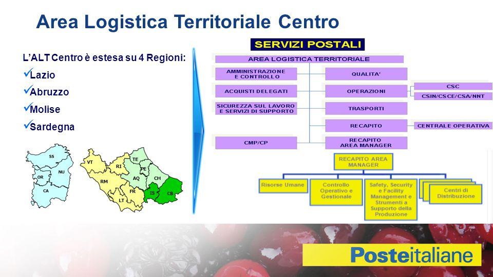 Area Logistica Territoriale Centro