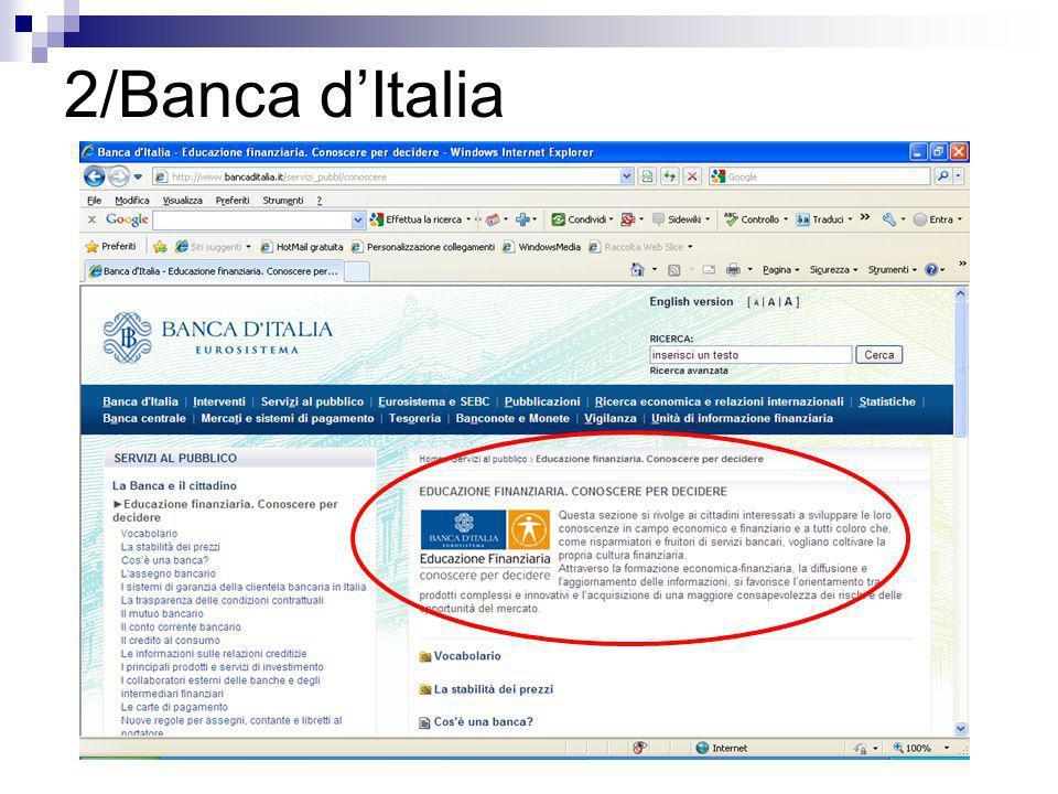 2/Banca d'Italia