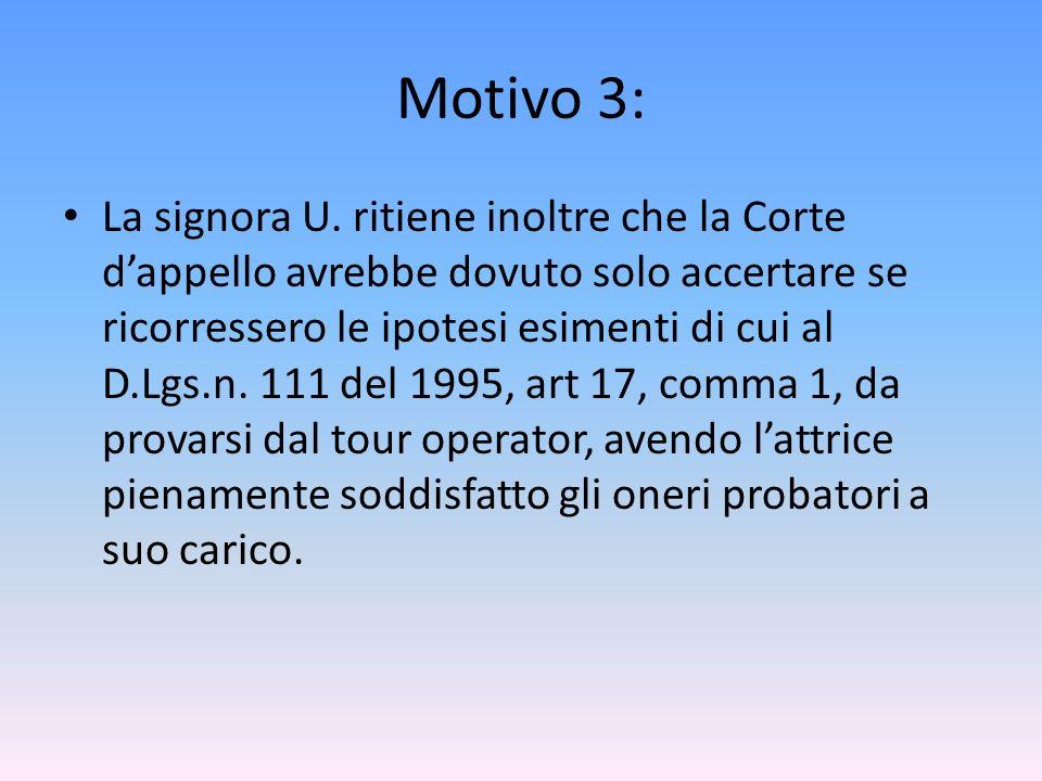 Motivo 3: