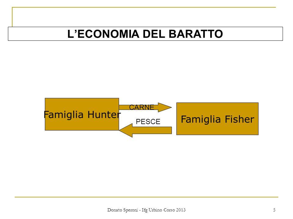 L'ECONOMIA DEL BARATTO