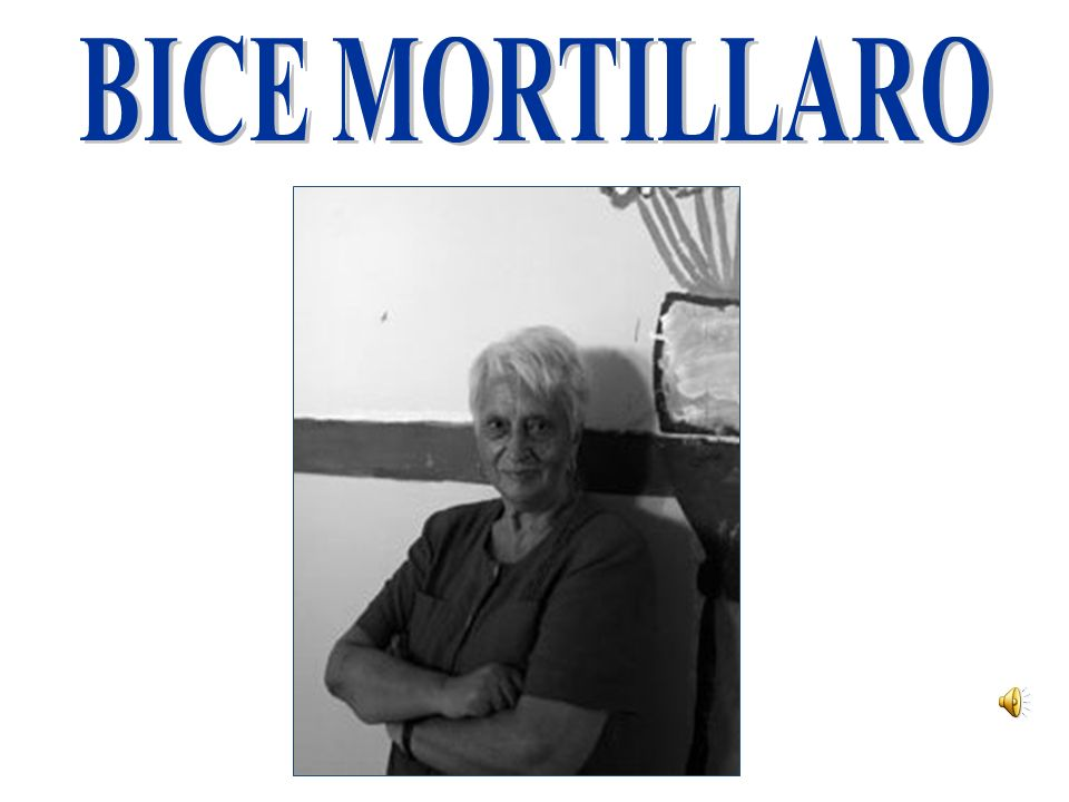 BICE MORTILLARO