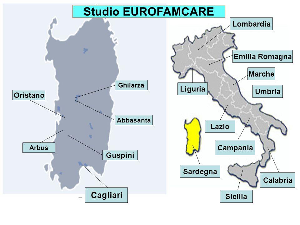 Studio EUROFAMCARE Cagliari Lombardia Emilia Romagna Marche Liguria