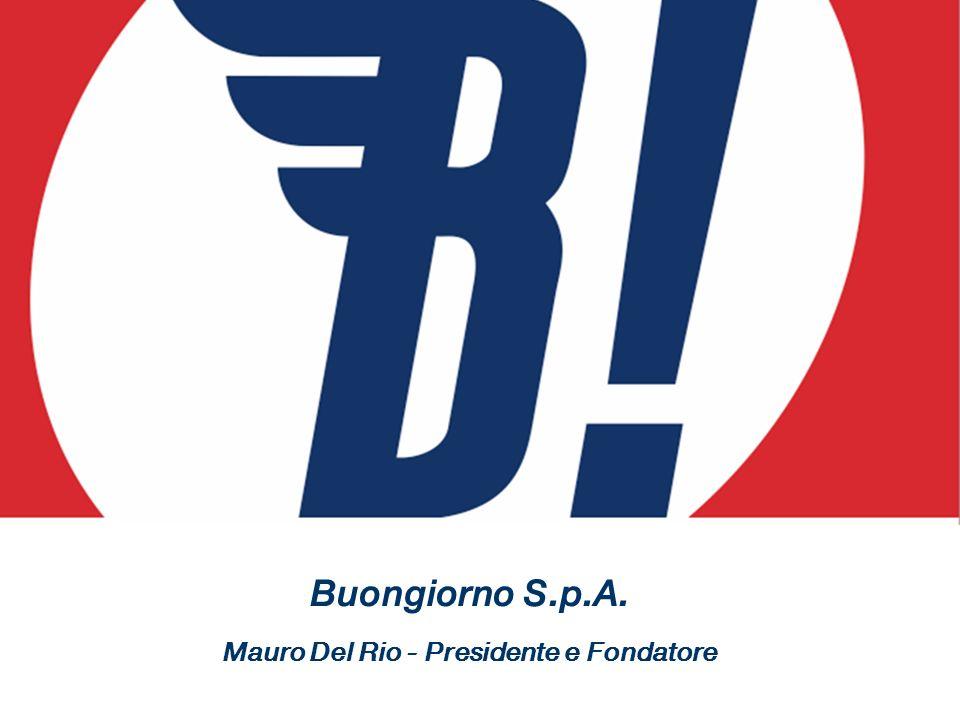 Mauro Del Rio - Presidente e Fondatore