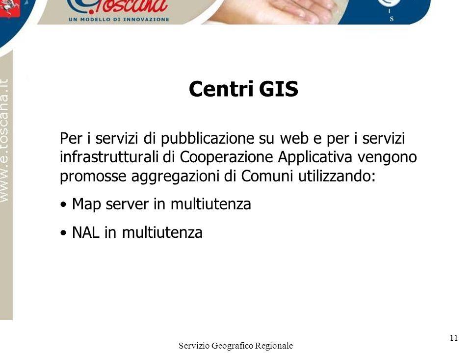 Servizio Geografico Regionale
