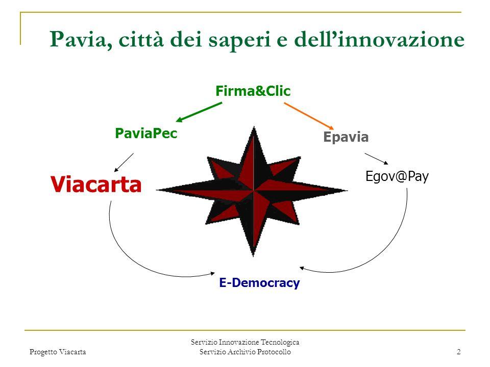 Pavia, città dei saperi e dell'innovazione