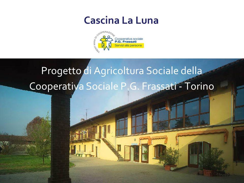 Progetto di Agricoltura Sociale della
