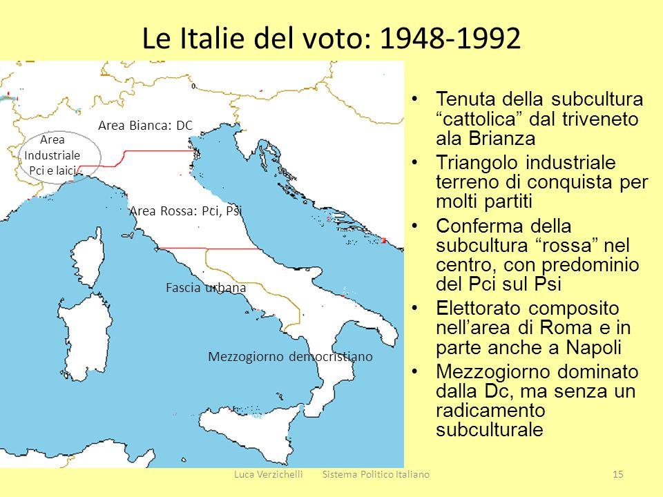 Luca Verzichelli Sistema Politico Italiano