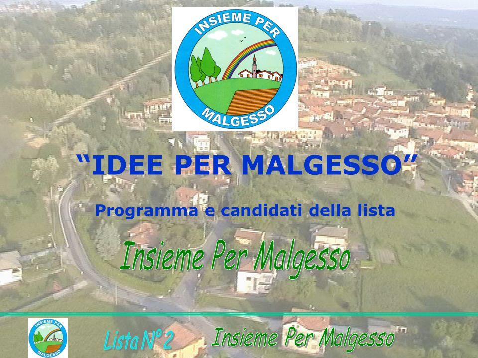 IDEE PER MALGESSO Insieme Per Malgesso