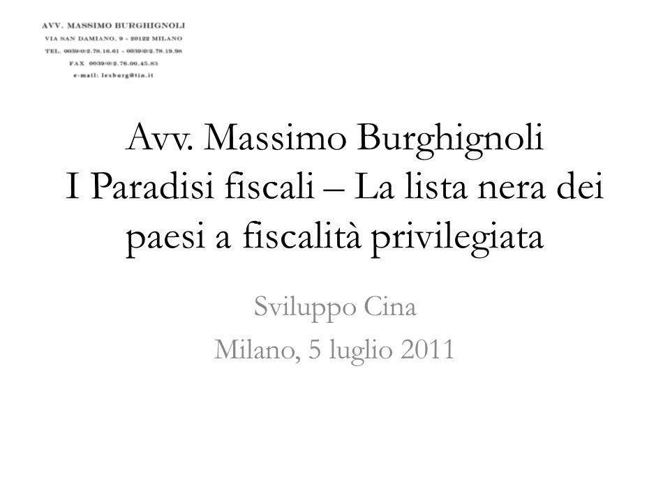 Sviluppo Cina Milano, 5 luglio 2011