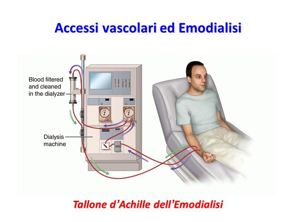 Accessi vascolari ed Emodialisi