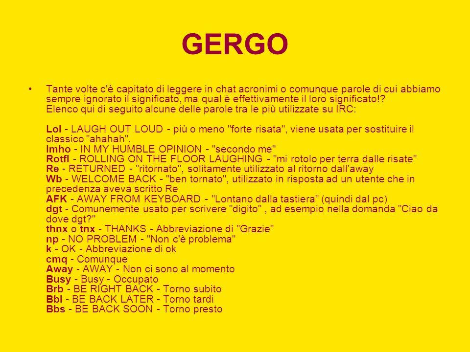 GERGO