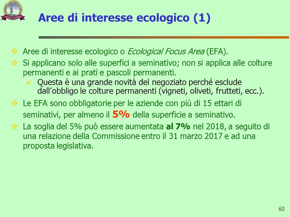 Aree di interesse ecologico (1)