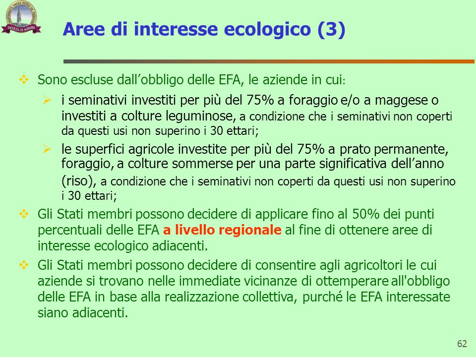 Aree di interesse ecologico (3)