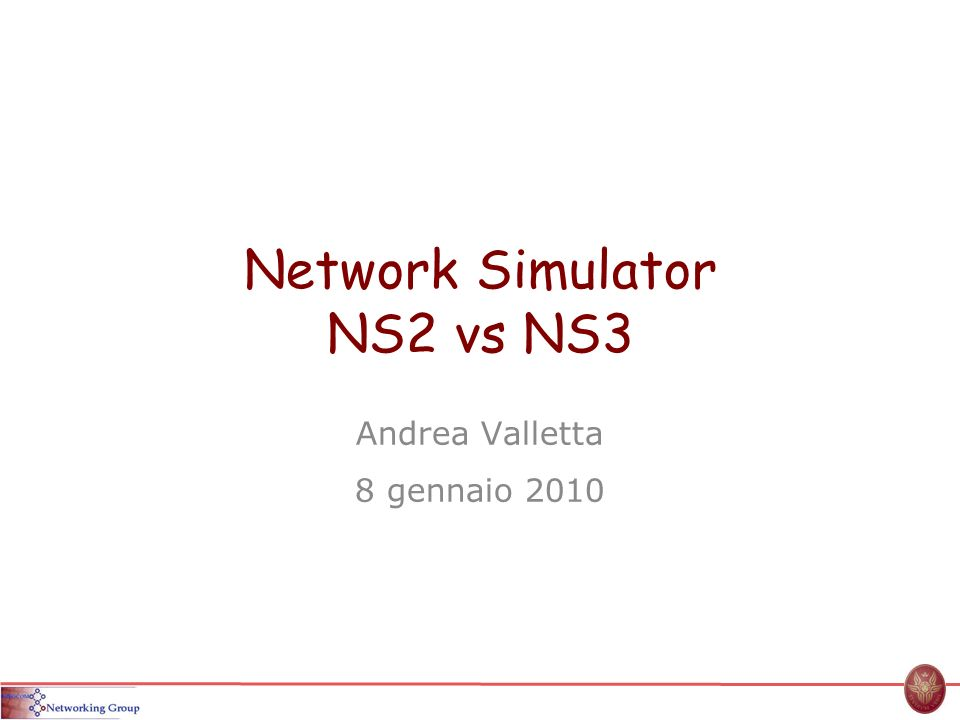 Network Simulator NS2 vs NS3