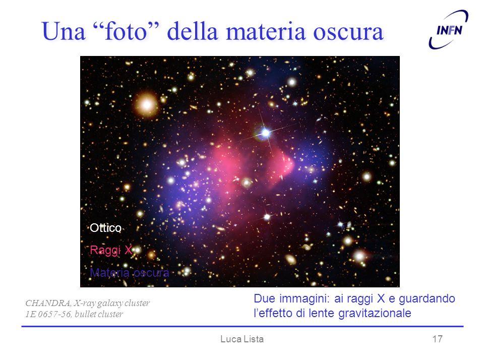 Una foto della materia oscura