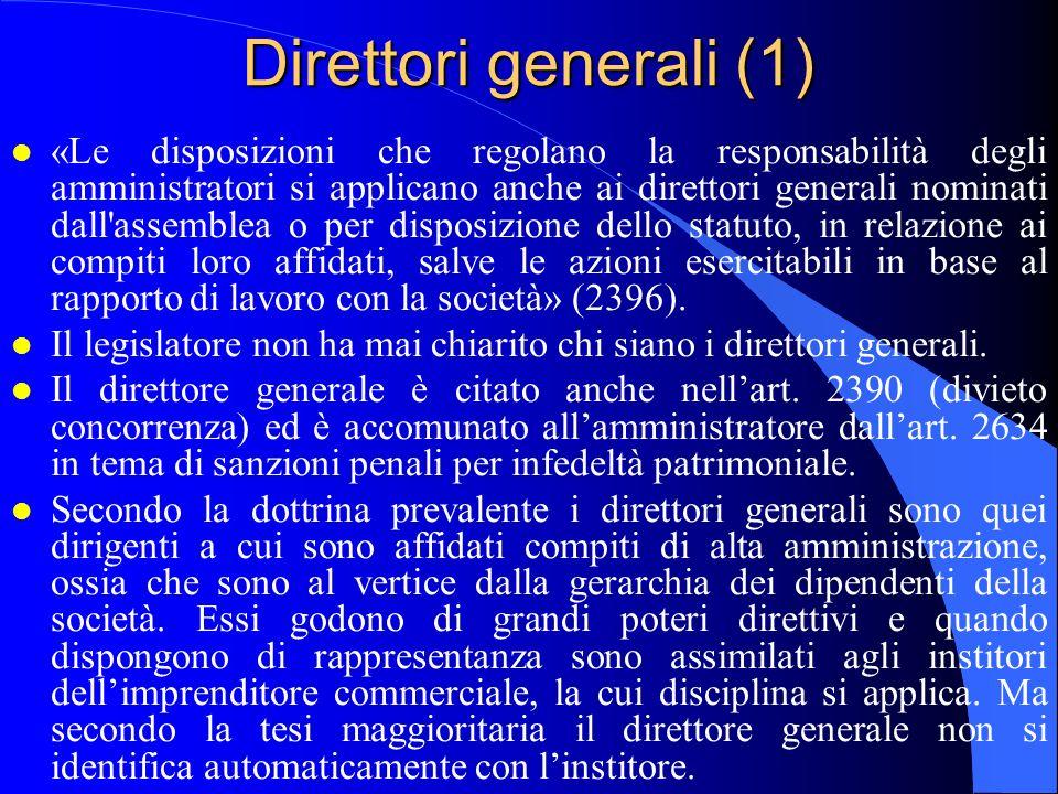 Direttori generali (1) 29/03/2017.