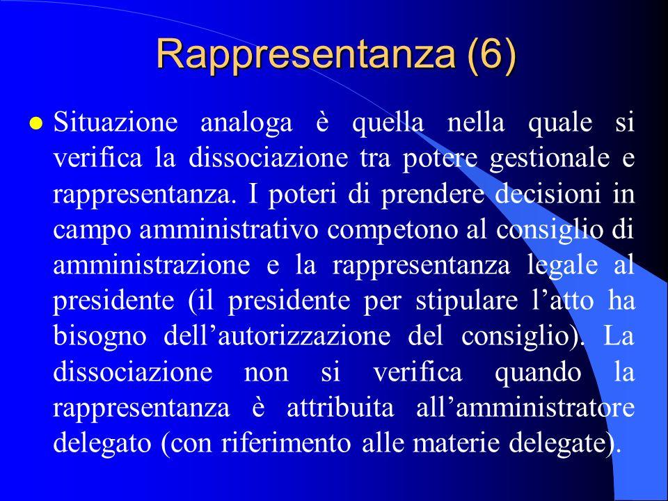 Rappresentanza (6)