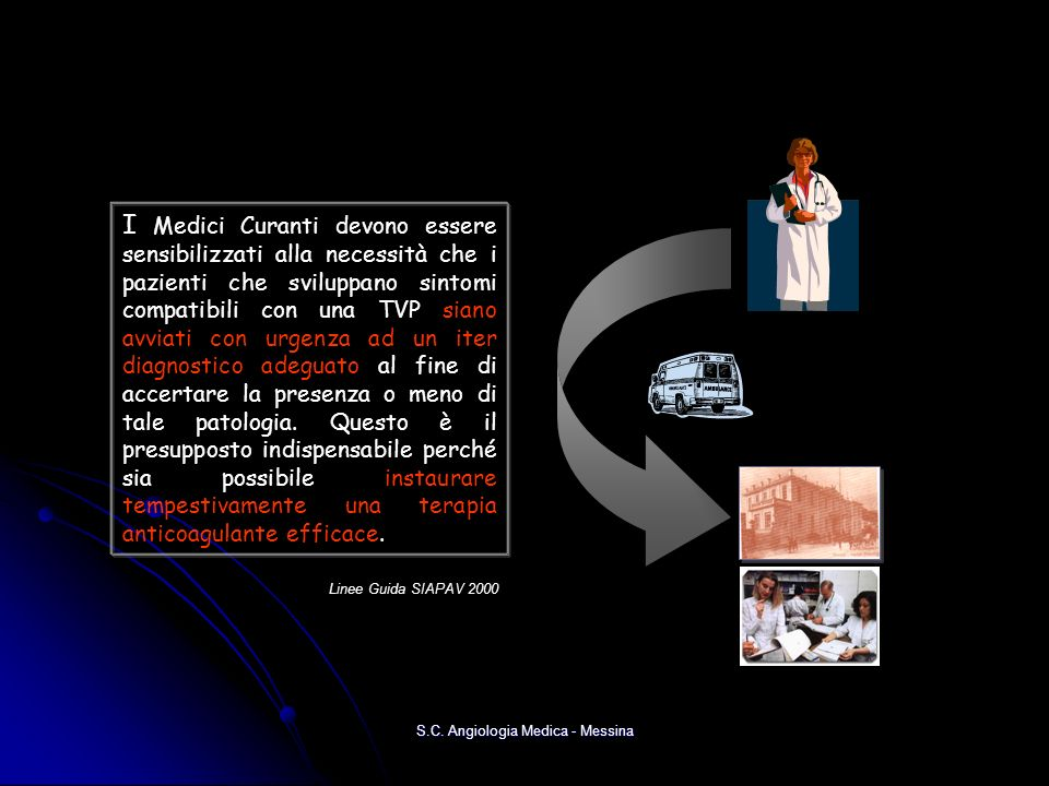 S.C. Angiologia Medica - Messina