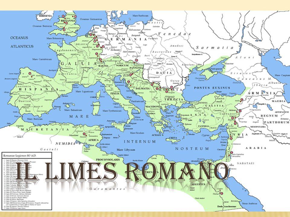 Il Limes Romano