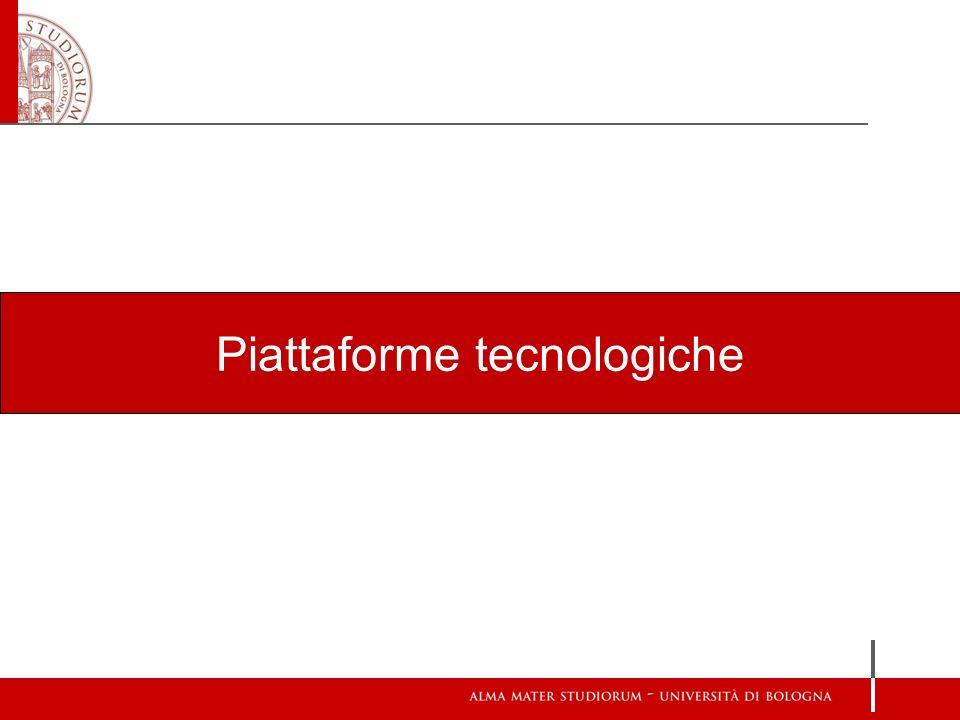 Piattaforme tecnologiche