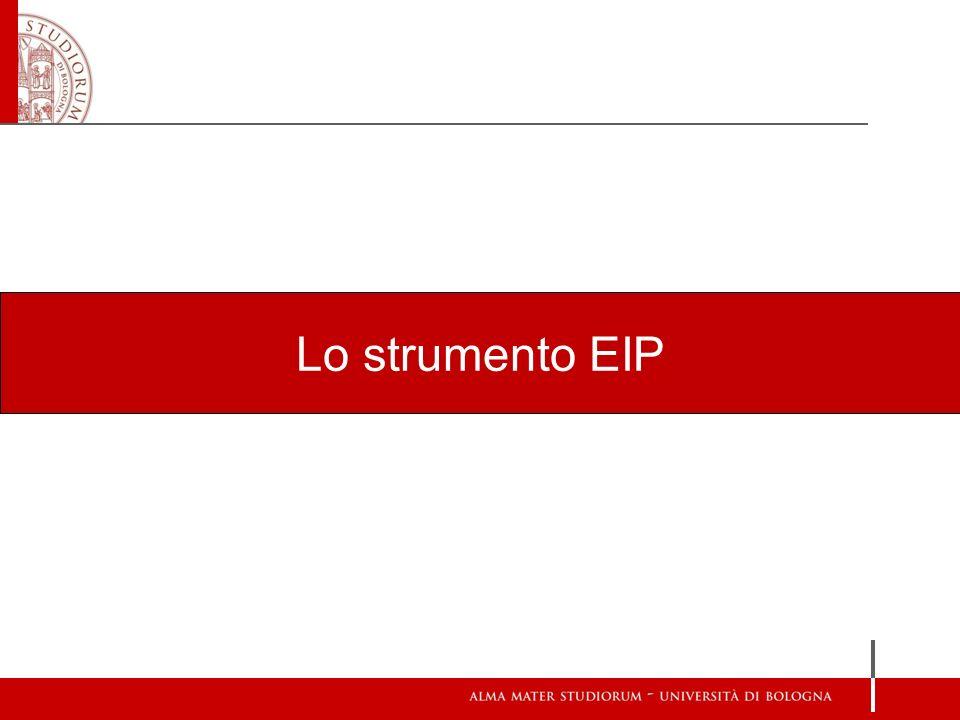 Lo strumento EIP