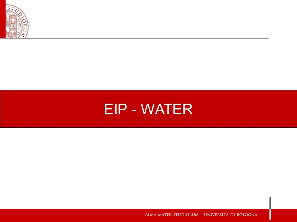 EIP - WATER