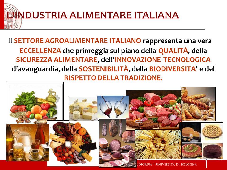 L'INDUSTRIA ALIMENTARE ITALIANA