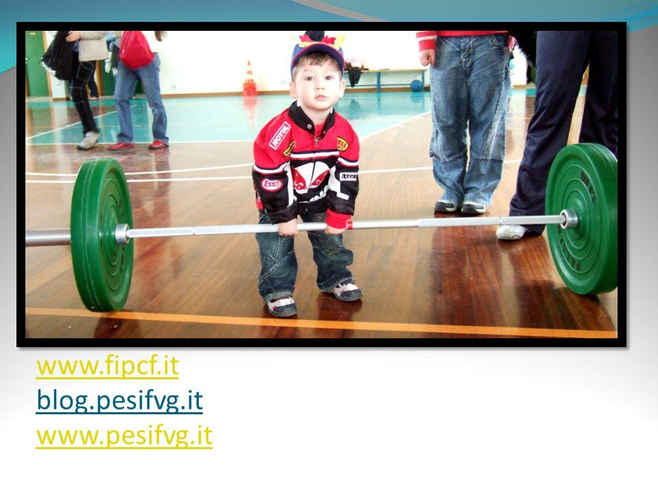 www.fipcf.it blog.pesifvg.it www.pesifvg.it