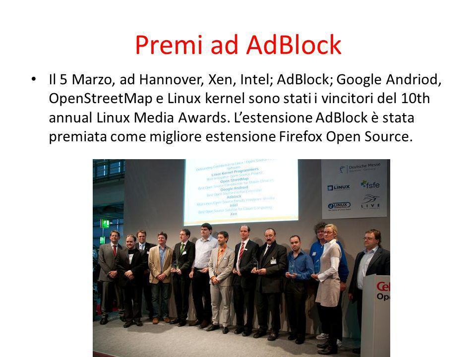 Premi ad AdBlock