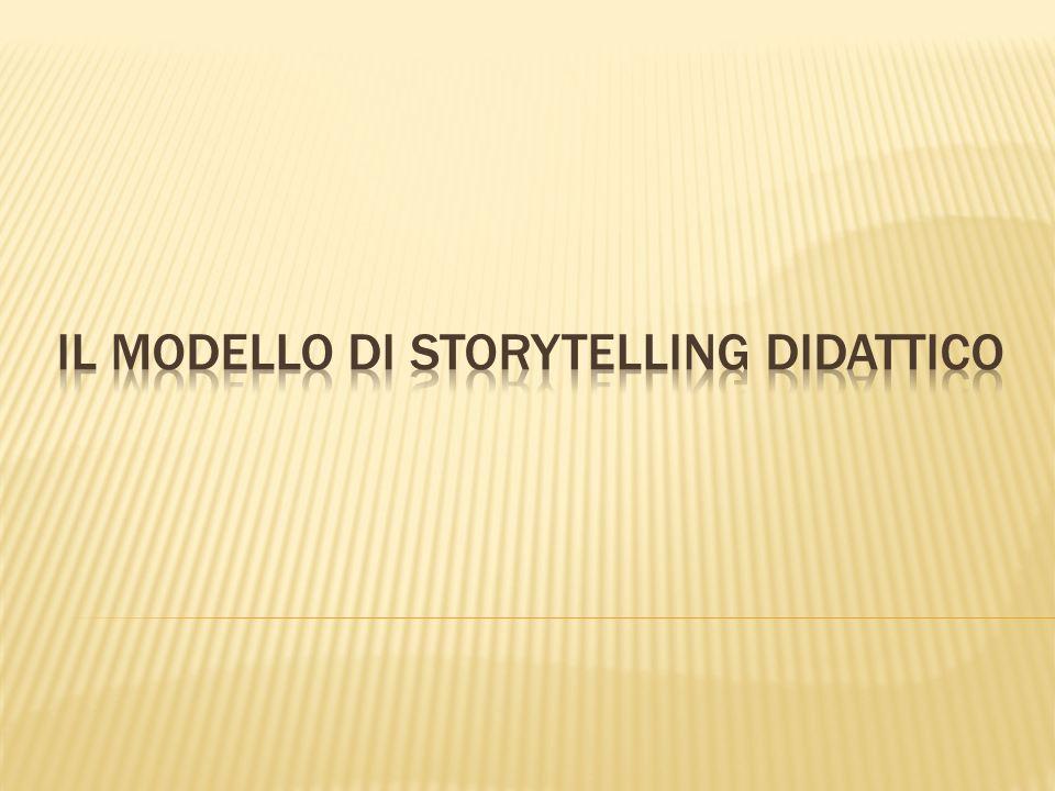 IL MODELLO DI STORYTELLING DIDATTICO