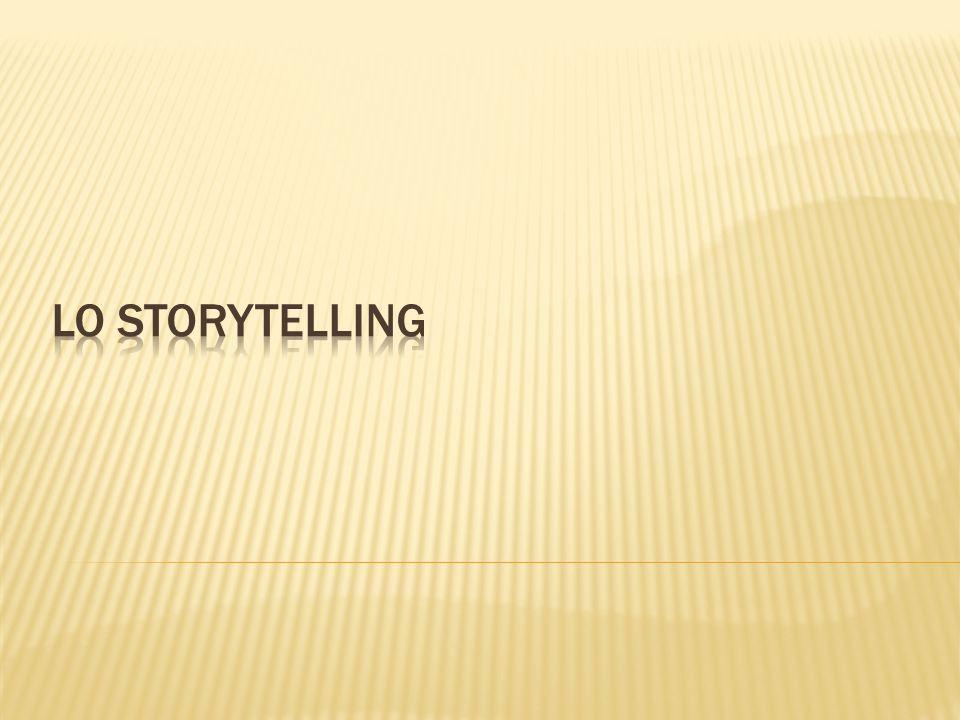 Lo STORYTELLING