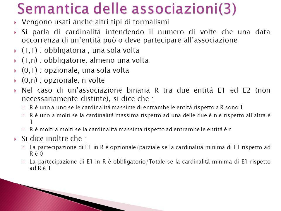 Semantica delle associazioni(3)