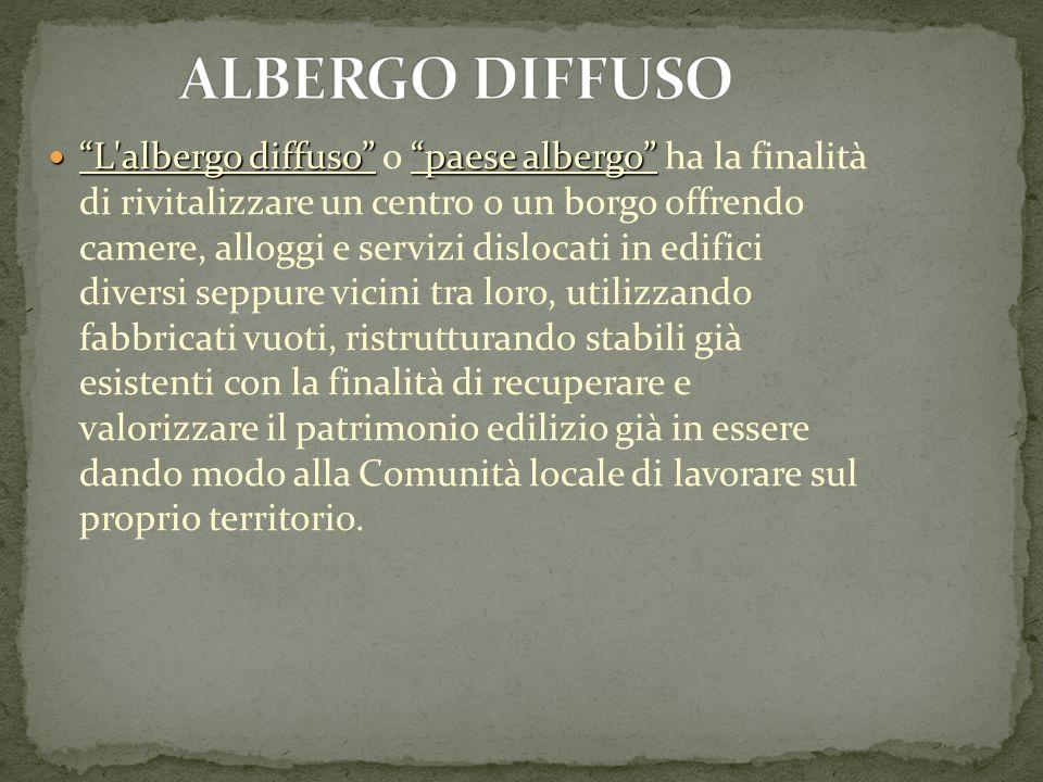 ALBERGO DIFFUSO