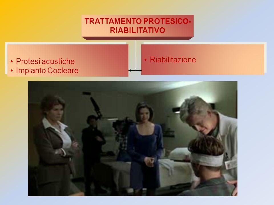 TRATTAMENTO PROTESICO-RIABILITATIVO