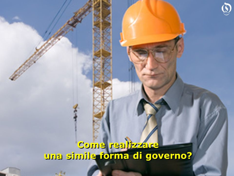 una simile forma di governo