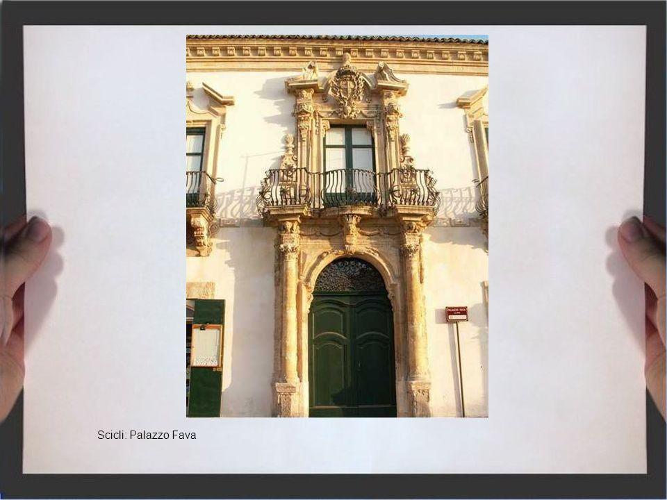 Scicli: Palazzo Fava