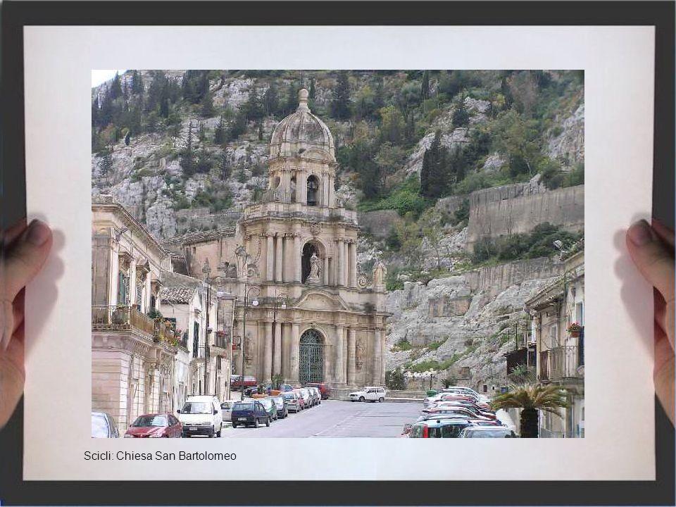 Scicli: Chiesa San Bartolomeo