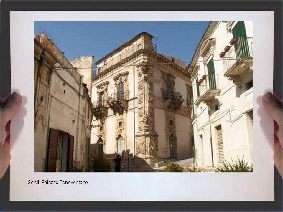 Scicli: Palazzo Beneventano