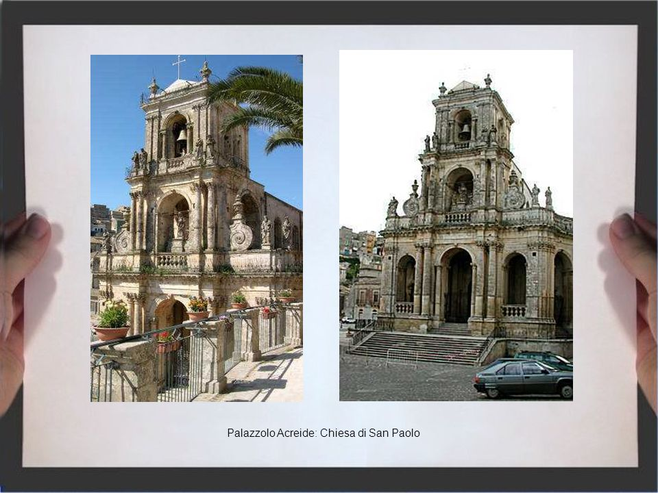 Palazzolo Acreide: Chiesa di San Paolo