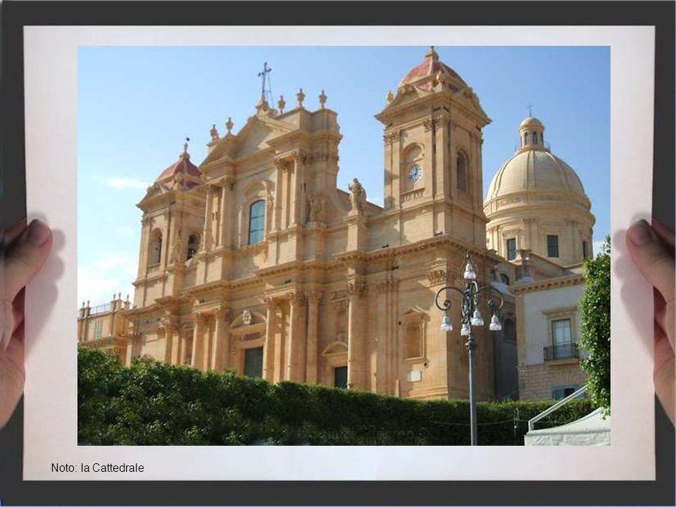 Noto: la Cattedrale