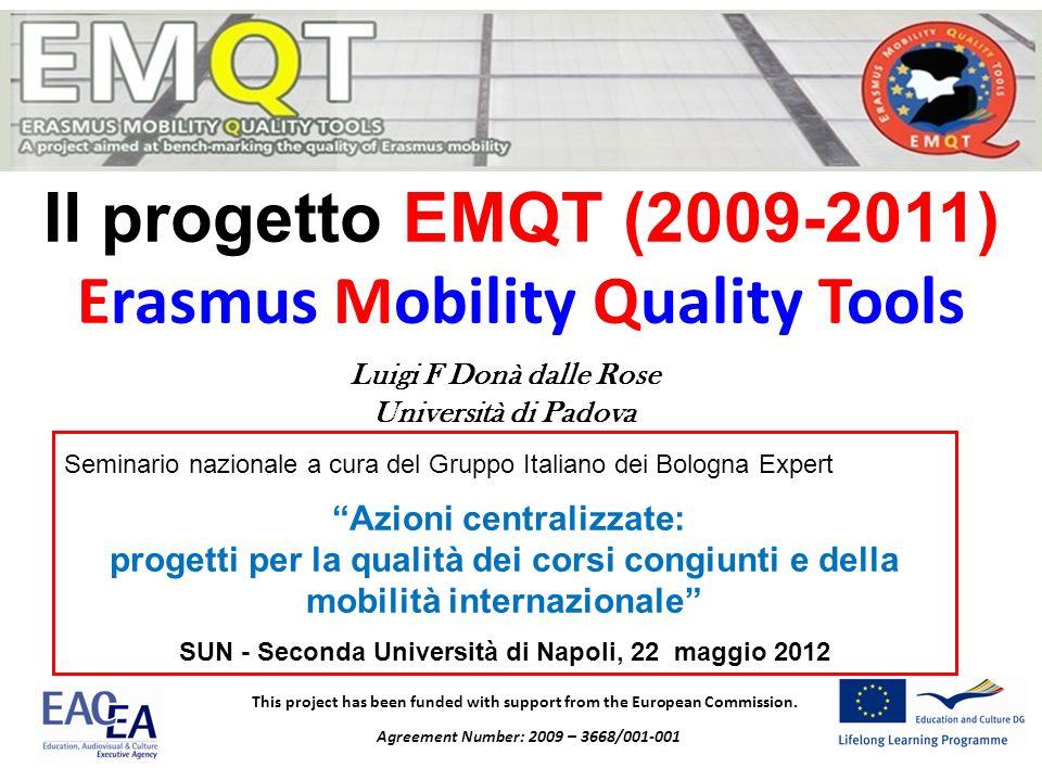 Erasmus Mobility Quality Tools