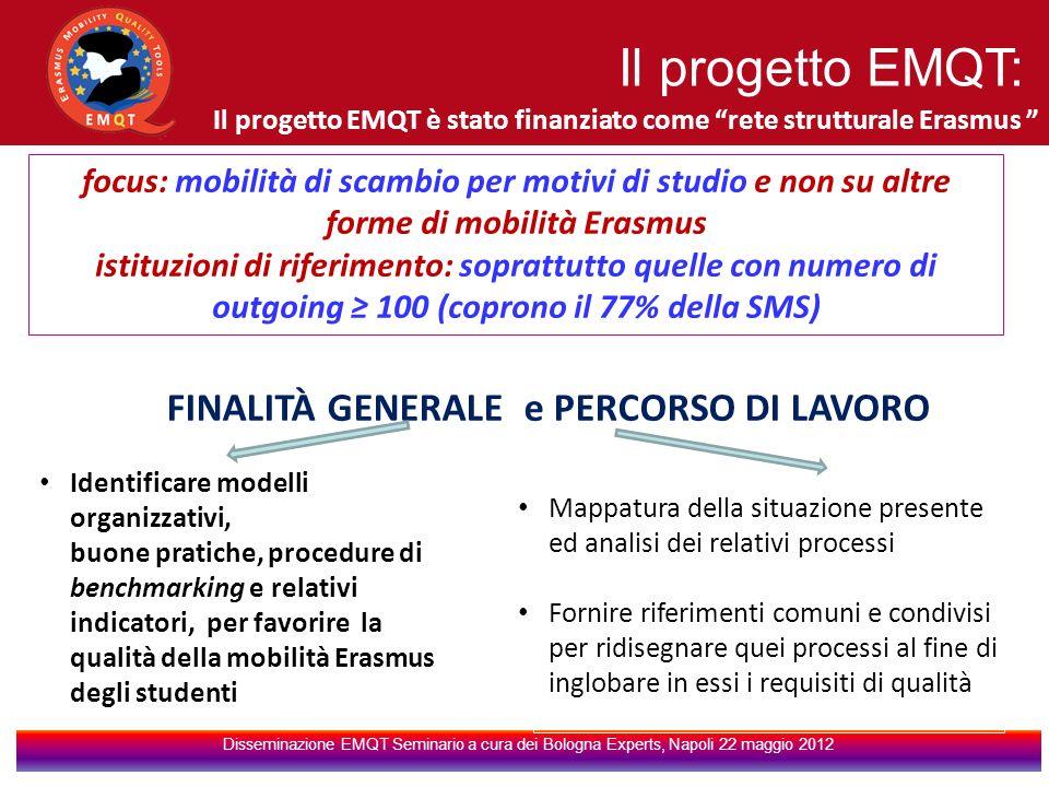 FINALITÀ GENERALE e PERCORSO DI LAVORO