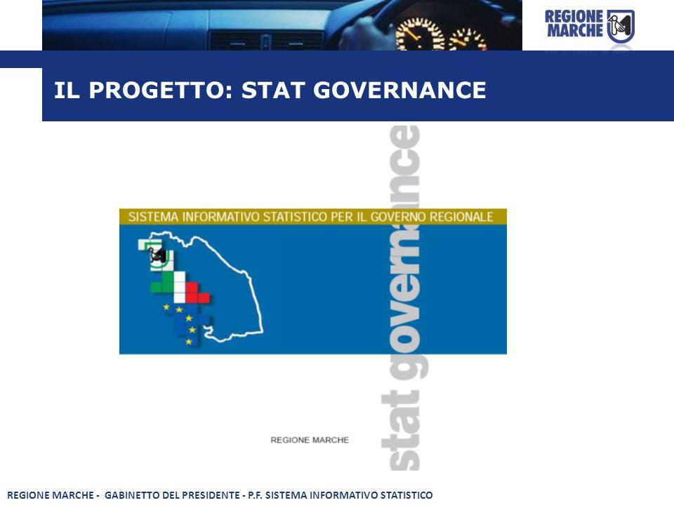 IL PROGETTO: STAT GOVERNANCE