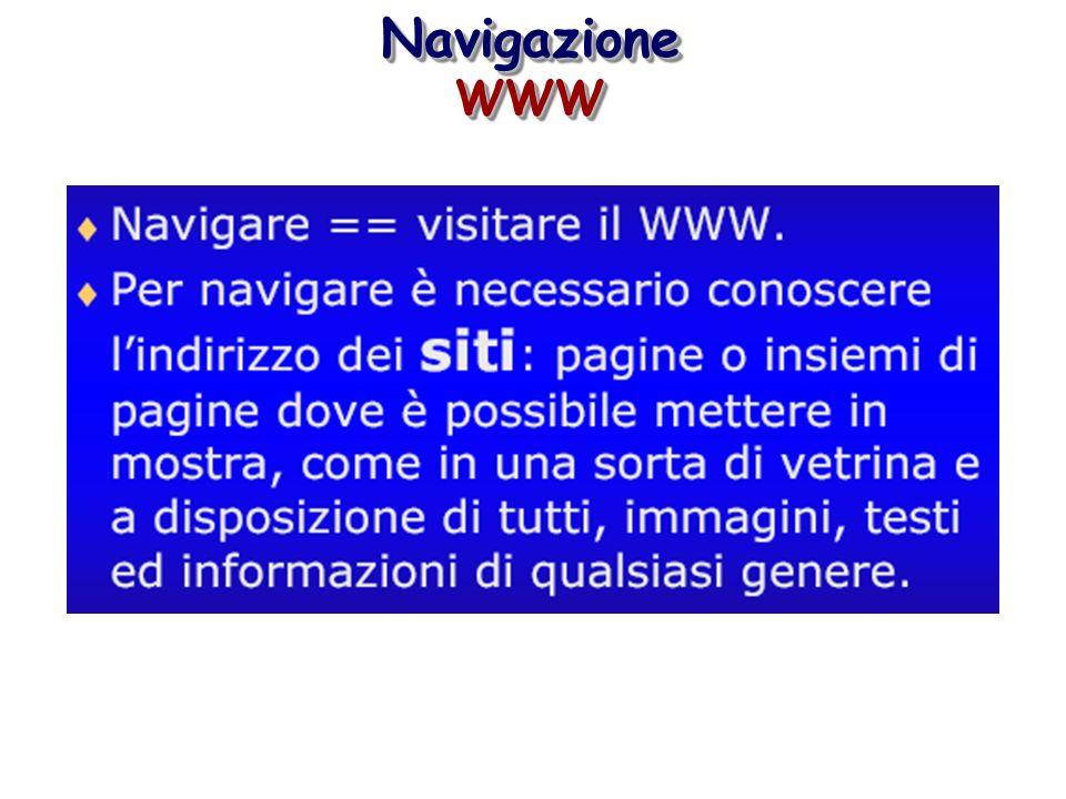 Navigazione WWW