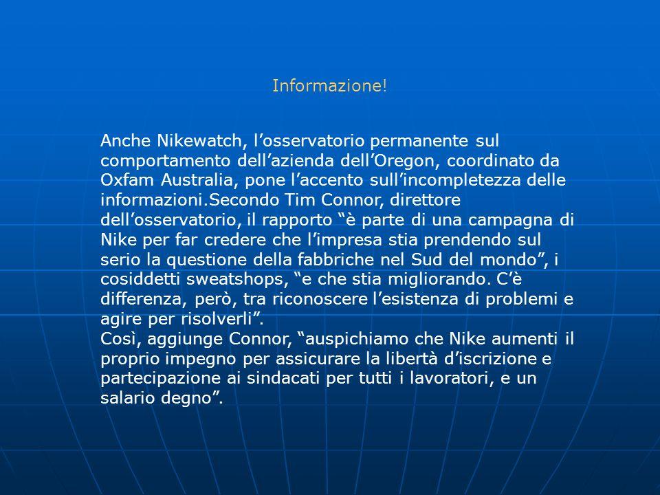 Informazione!