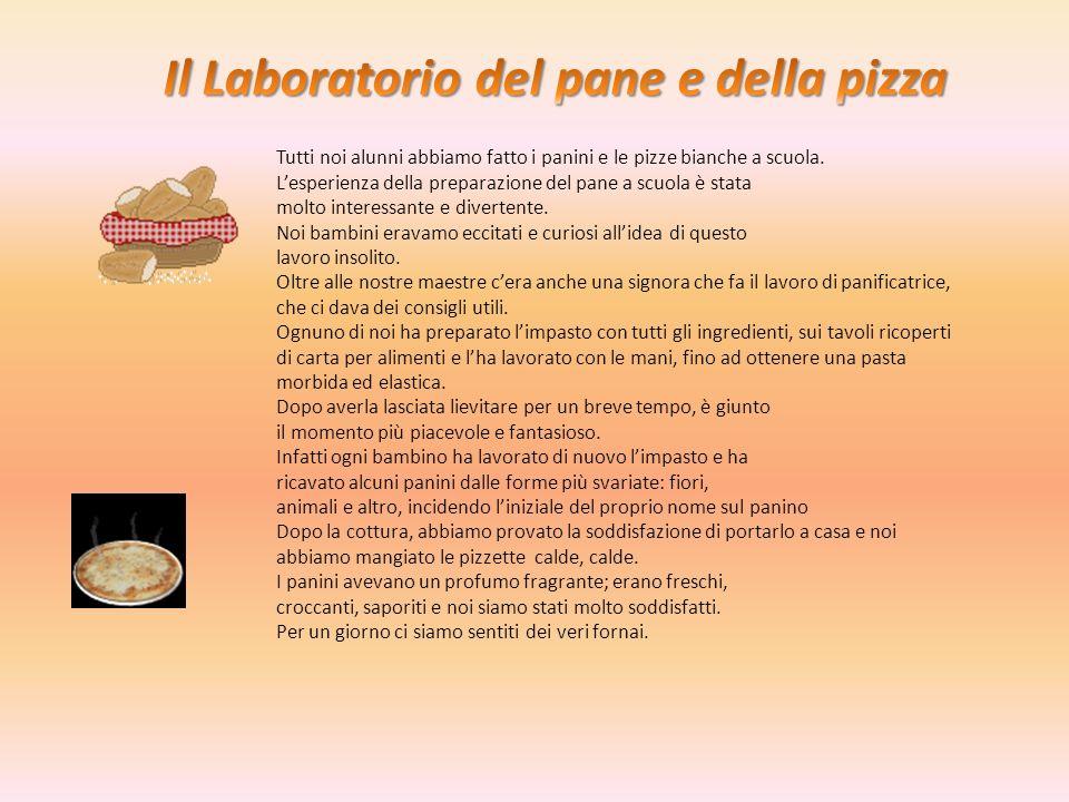 Il Laboratorio del pane e della pizza