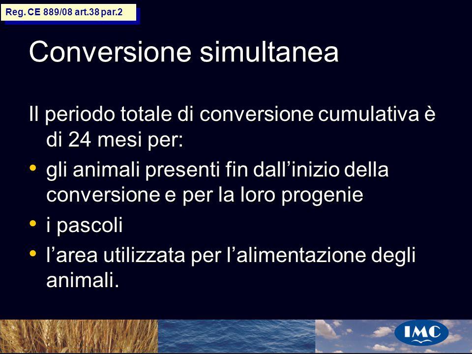 Conversione simultanea