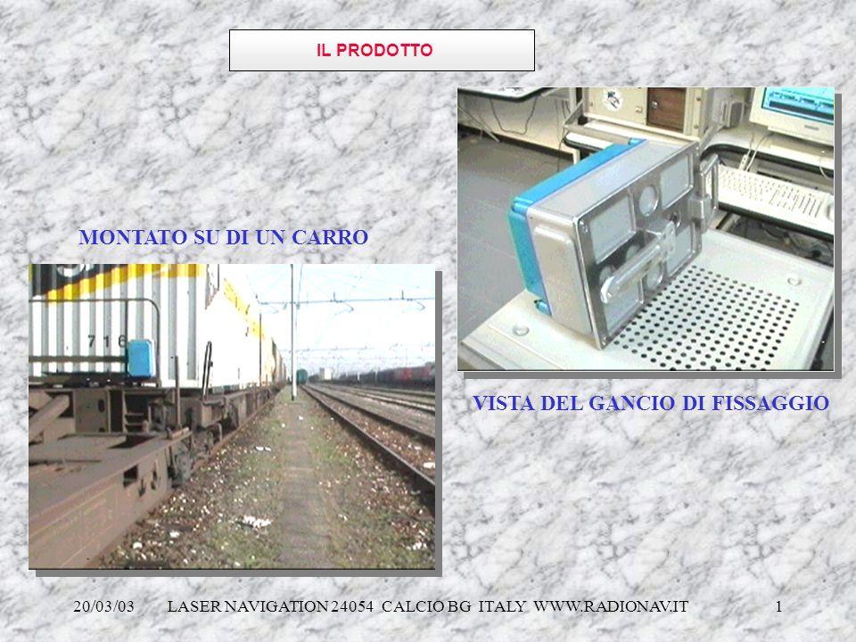 VISTA DEL GANCIO DI FISSAGGIO
