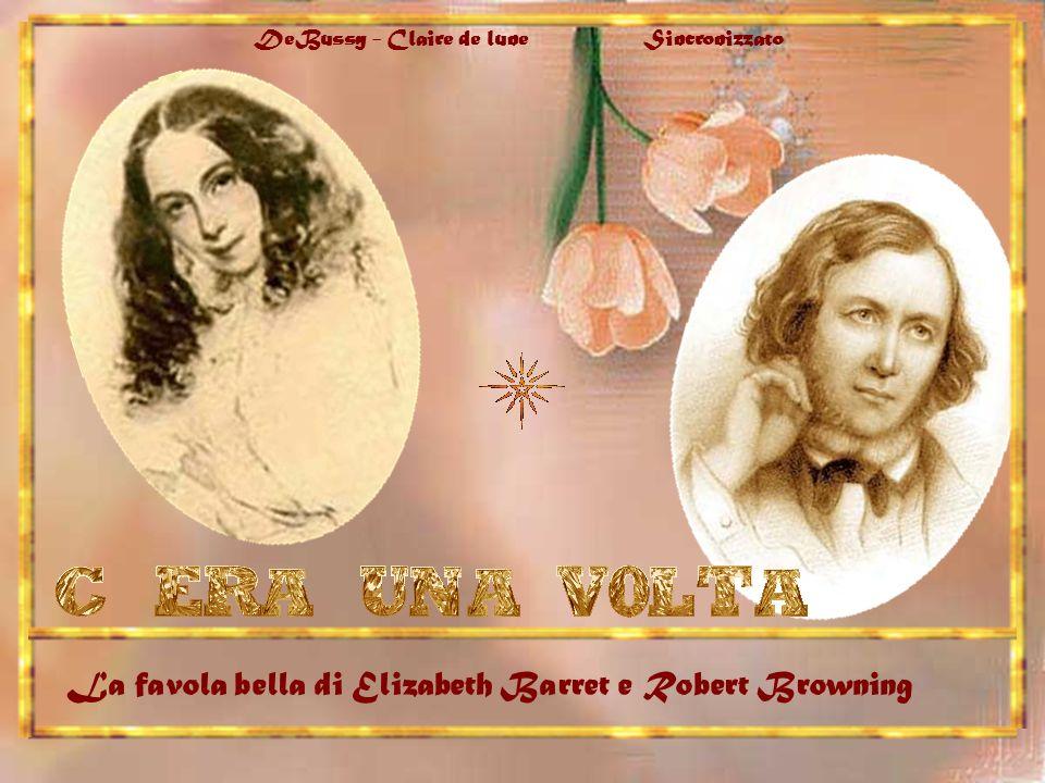 La favola bella di Elizabeth Barret e Robert Browning